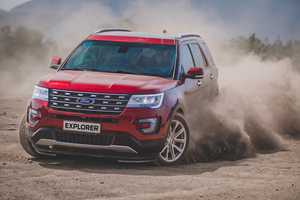 Ford Vietnam gains 90 per cent of sale growth in Q2