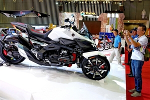 VN's motorcycle market ranks 4th despite H1 sales decline
