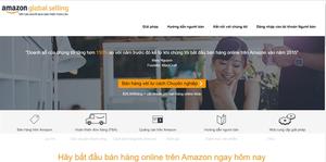 Amazon establishes subsidiary in Viet Nam