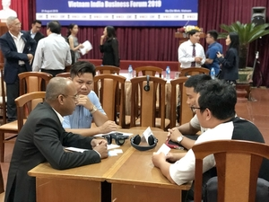 Indian, Vietnamese firms discuss trade, investment