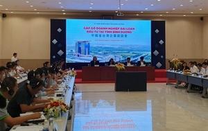Binh Duong vows to facilitate Taiwanese investors