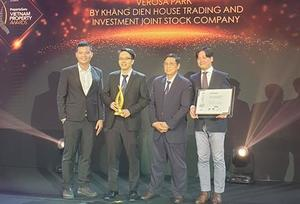 Viet Nam's best developers honoured in awards programme