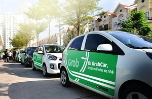 Ride-hailing firm Grab plans investment expansion in Viet Nam