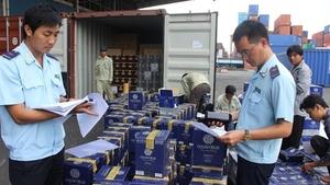 Customs sector fights fraudin goods origin