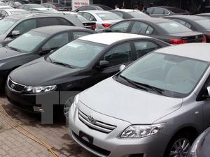 Car imports jump in first seven months