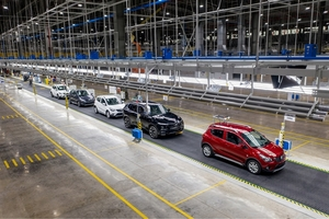 Siemens' solutions help Vinfast shorten production time for its first car