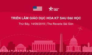EducationUSA Graduate Fair 2019 to be held in HCM City