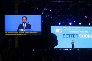 Viet Nam attends ITU Telecom World 2019