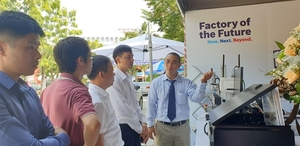 Bosch Rexroth introduces innovative vocational training models, curriculums