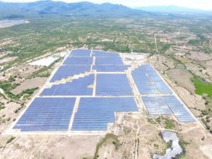 $48.5m solar power plant opens