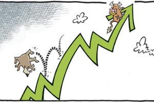 Vietnamese stocks rise again