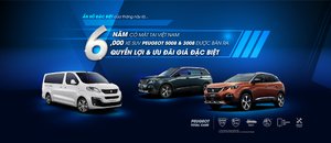 Peugeot marks 6,000-car sales mark with promotions