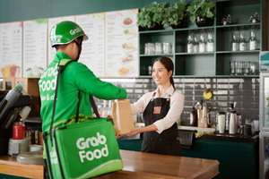 Grab kicks off GrabKitchen delivery service