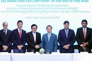 Enterprises to handle plastic waste