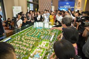 Novaland opens real-estate centre in Ha Noi