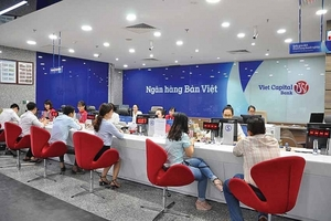 Viet Capital Bank submits profile to VSD