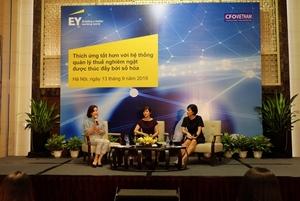 Enterprises to manage tax risks with digital change