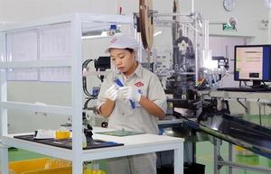 Japanese firm opens $5 million plant in Ha Nam