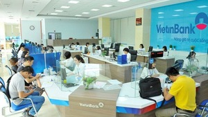 VN stocks driven up by large-cap sector