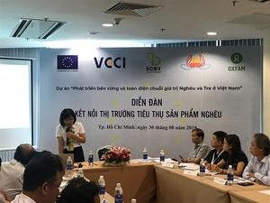 Bivalve exports face difficulties: forum