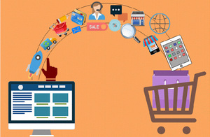 E-commerce market booms, but hard to control