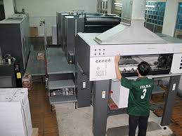 Printing firms urged to improve competitiveness