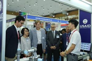 NEPCON Vietnam expo held successfully in Ha Noi