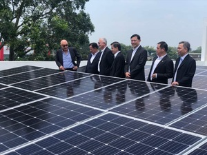 VSIP, Becamex, Sembcorp launch sustainable smart energy solutions