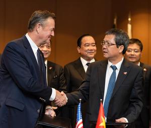 SSA Marine signs MoU with Ba Ria-Vung Tau to develop cruise ship terminal