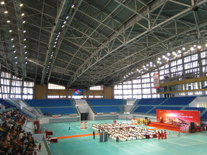 Bac Giang Sports Stadium opens