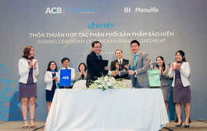 Manulife ties up with ACB for bancassurance products