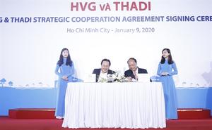 Thadi buys 35% in farm company Hung Vuong