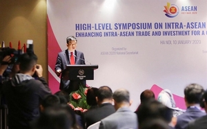 Promoting intra-ASEAN economy for a cohesive and proactive bloc