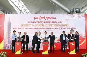 Vietjet expands int'l network