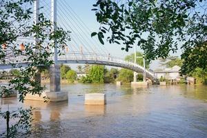 New Mekong Delta bridge improves transportation, facilitates commerce