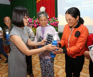 ABBANK aids solar campaign