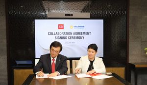 SSI signs deal with Korean fund