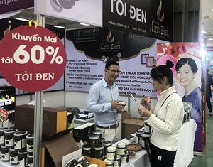 Fair offers specialties for Tet holiday