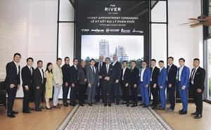 Thu Thiem River Park appoints sales agents