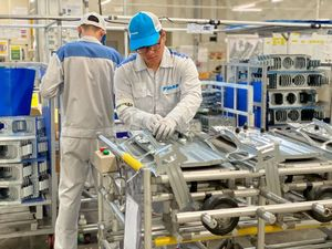 Japanesefirms increase investmentsinadvancedtechnologies in Viet Nam