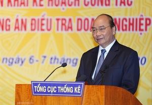 PM asks statistics office toimprove