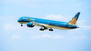 Vietnam Airlines adds flights for Tet holiday