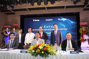 Viet Thai Tech factory expected to meet fabric demand in Viet Nam