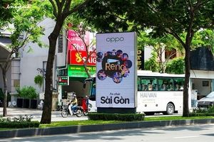 HCM City eyes boost to advertising industry