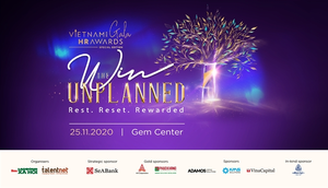 Viet Nam HR Awards 2020 Gala to take place next month