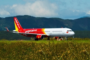 Vietjet launches the biggest promotion with4.5 million Deluxe promotional tickets