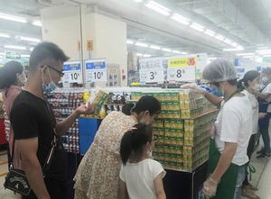 Nutifood becomes first Vietnamese milk brand available at Walmart