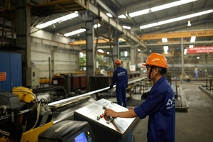 Hoa Phat reports highest-ever revenue, after-tax profit
