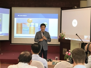 Workshop discusses challenges faced by energy service companies market