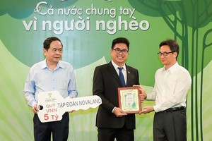 Novaland, partners donate VND15 billion to support central Vietnam flood victims